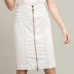 Pilcro and the letterpress by Anthropologie Skirt